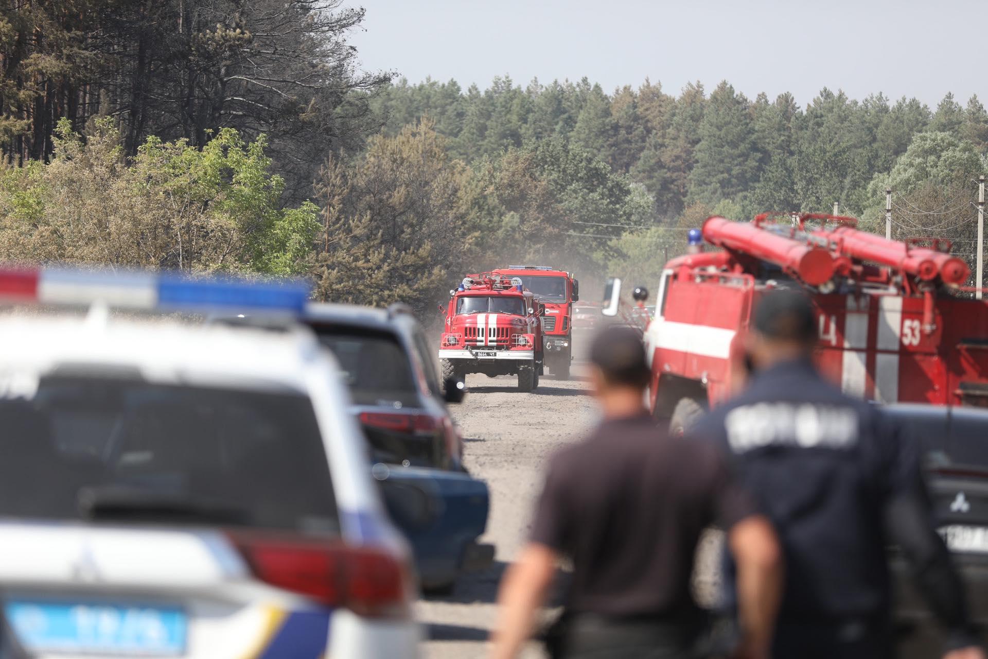 Україна у вогні: чому лісові пожежі на сході країни набули такого масштабу? -  - 03 pozhezha