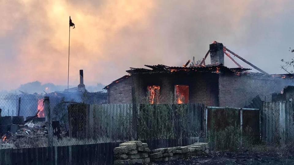 Україна у вогні: чому лісові пожежі на сході країни набули такого масштабу? -  - 03 pozhezha2
