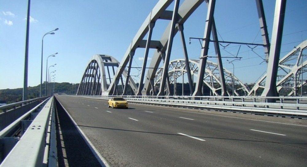 На Дарницькому мосту частково обмежать рух - Ремонт, міст, Київавтодор, Дарницький район - 1000 545 1439894359 2390 bestbridgenet