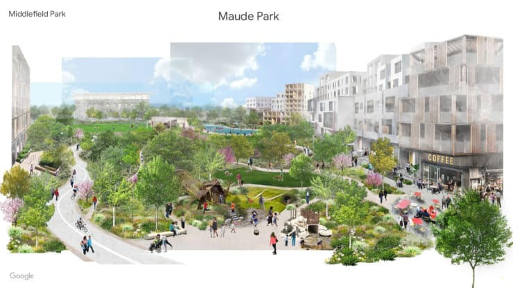 Google планує збудувати ціле місто - google, Alphabet - 106688376 1599071769685goog4