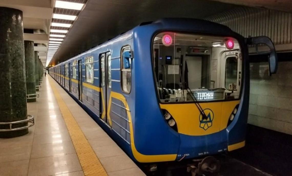 У Київському метрополітені зачепер потрапив під потяг - метро - 109510 1 large