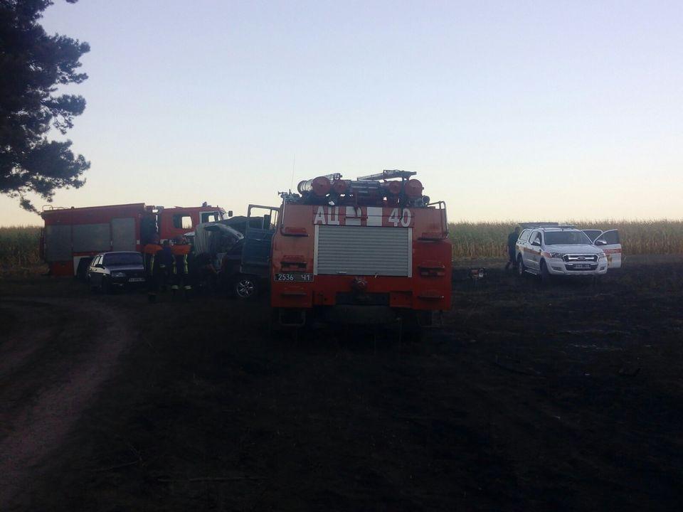 На Переяславщині усі підрозділи ДСНС Лівобережжя гасили пожежу - Переяслав, ліс, ДСНС, вогонь - 118615180 1019851691796514 4032722105323413441 o