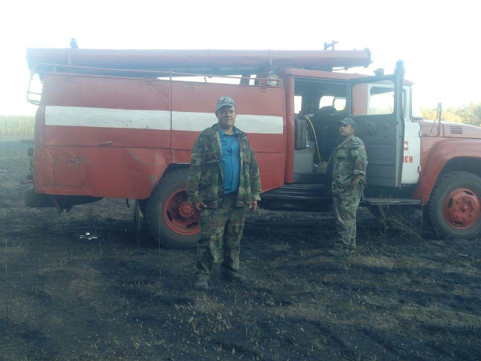 На Переяславщині усі підрозділи ДСНС Лівобережжя гасили пожежу - Переяслав, ліс, ДСНС, вогонь - 118749877 1019851755129841 6328621944168317093 o