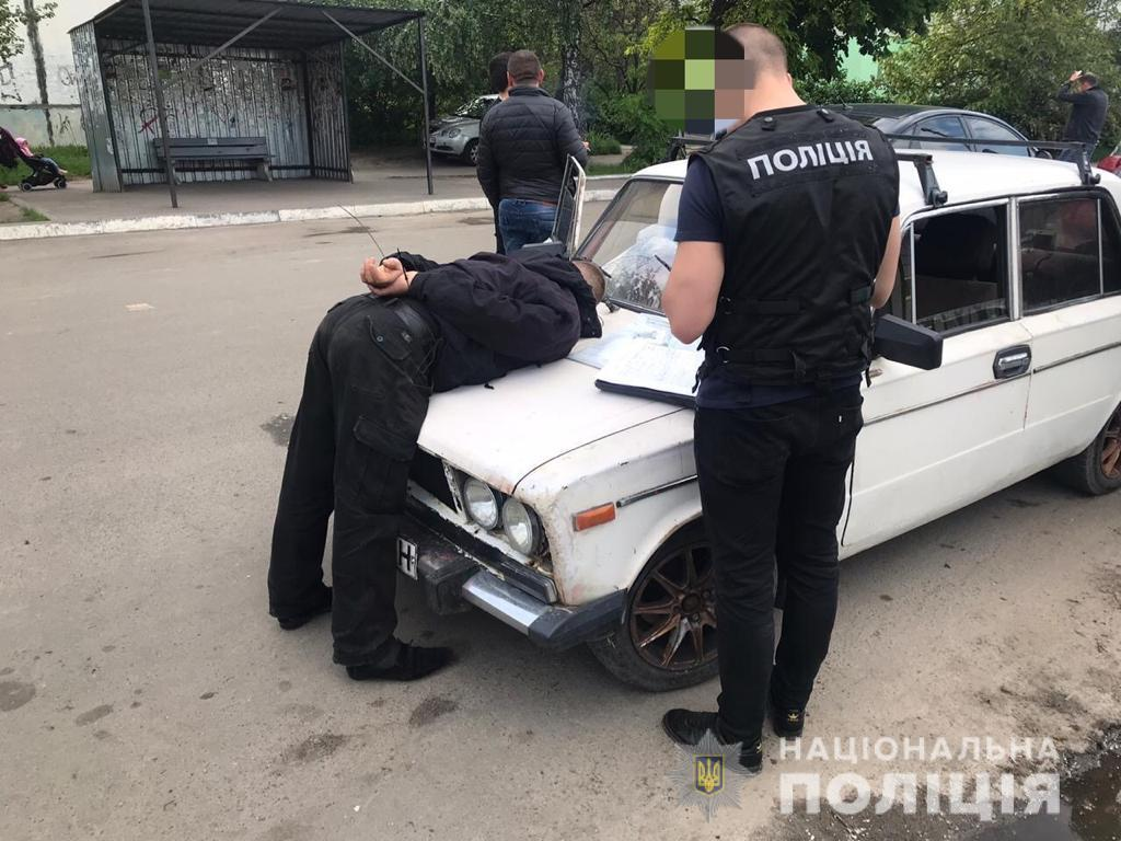 Понад 20 кг ртуті та коноплі: торговцю з Василькова оголошено підозру -  - 118763872 769853813777856 3331831250518679439 o