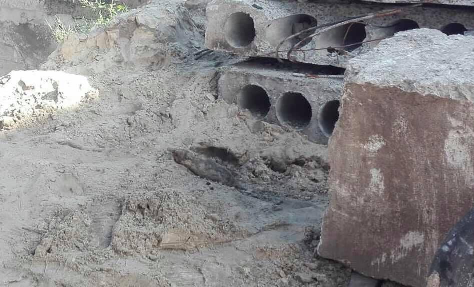 Вибухова знахідка: в Українці на будмайданчику виявили старий снаряд -  - 118949571 131931738625414 2649938979797740916 n