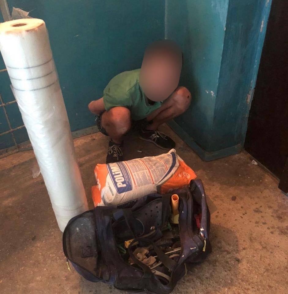 У Броварах затримали трьох крадіїв - крадіжка, Броварський відділ поліції - 118952001 1409886149221989 4925627264909632670 n