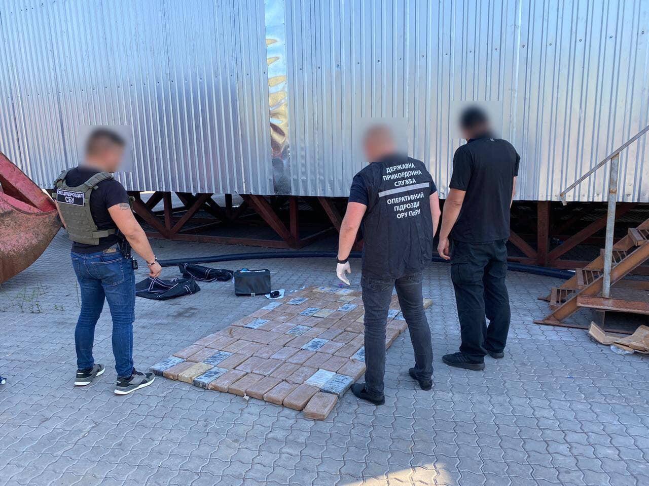 «Кокс» у бананах: до України морем завезли 112 кг наркотиків -  - 119076591 206454760869676 30148935390110424 o