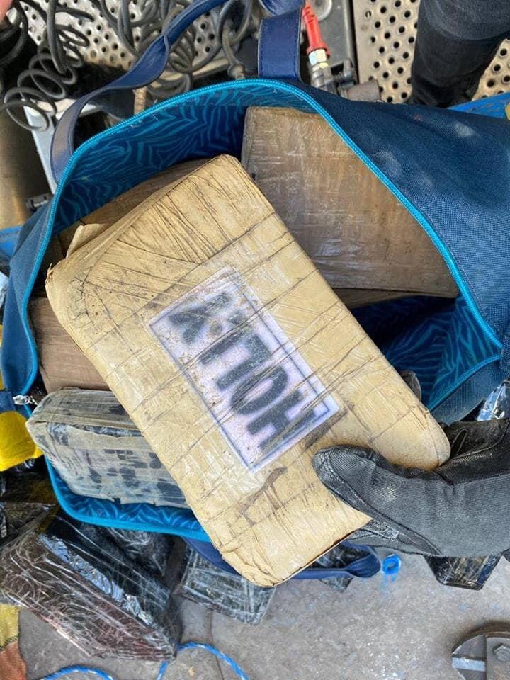 «Кокс» у бананах: до України морем завезли 112 кг наркотиків -  - 119089924 206454767536342 4706910734879246907 n
