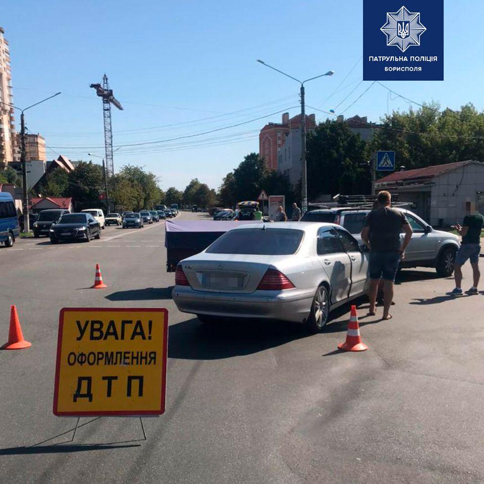 За 2020 рік на Бориспільщині сталася 551 ДТП - Поліція, автомобіль - 119124593 2802729766615474 7520321959185960692 o