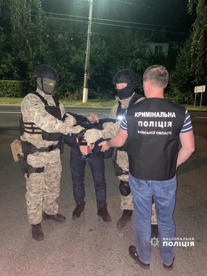 У Києві затримали іноземця, причетного до стрілянини в Українці -  - 119209919 3304433799611769 6560475470756026812 n