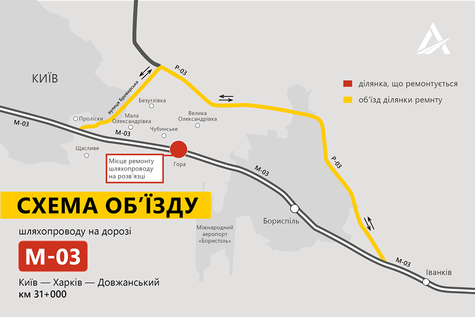 Увага! 31 км дороги Київ — Харків — Довжанський закривають на ремонт - ремонт доріг, дорога - 119214875 1029715807462456 4118041415263635104 o