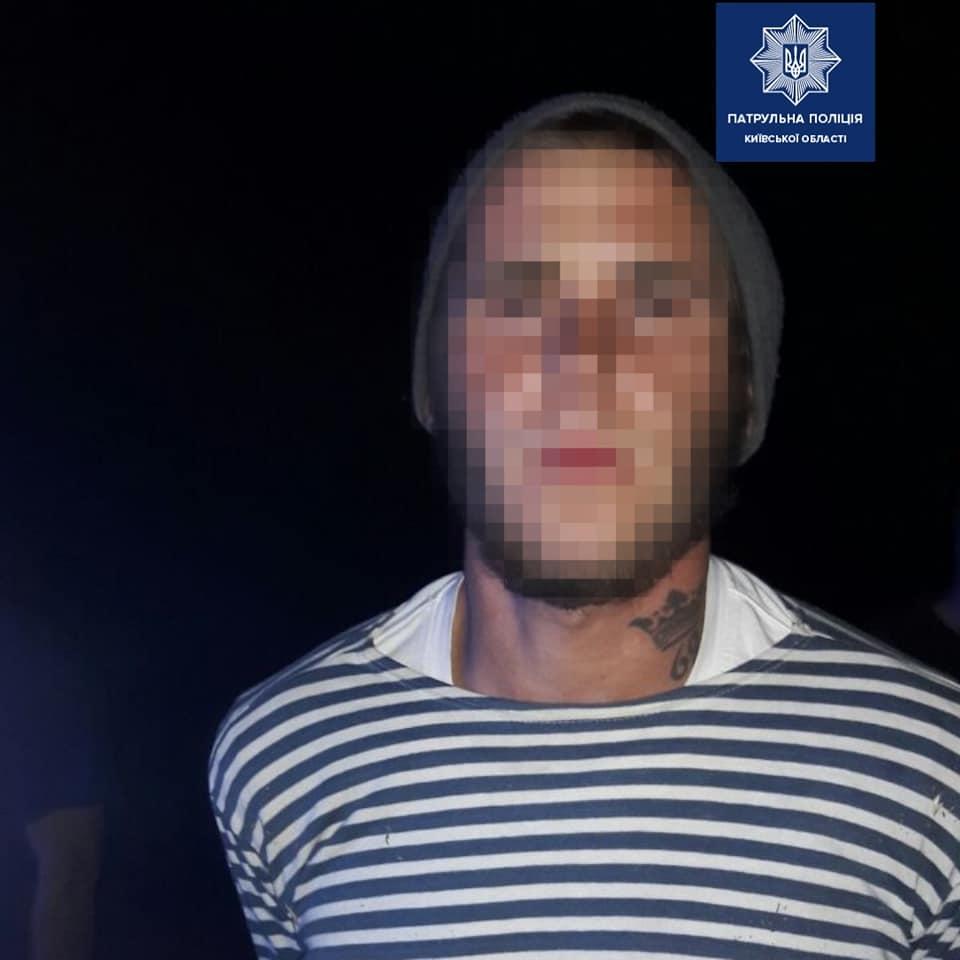 У Борисполі п'яний молодик викрав авто - поліція Київської області, викрадення, автомобіль - 119590666 1878501735656744 2958523421099896732 n
