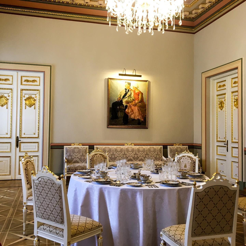У Києві після ремонту відкрився Маріїнський палац - Реставрація, екскурсії - 119647236 2072573246208538 3846654147993403069 o