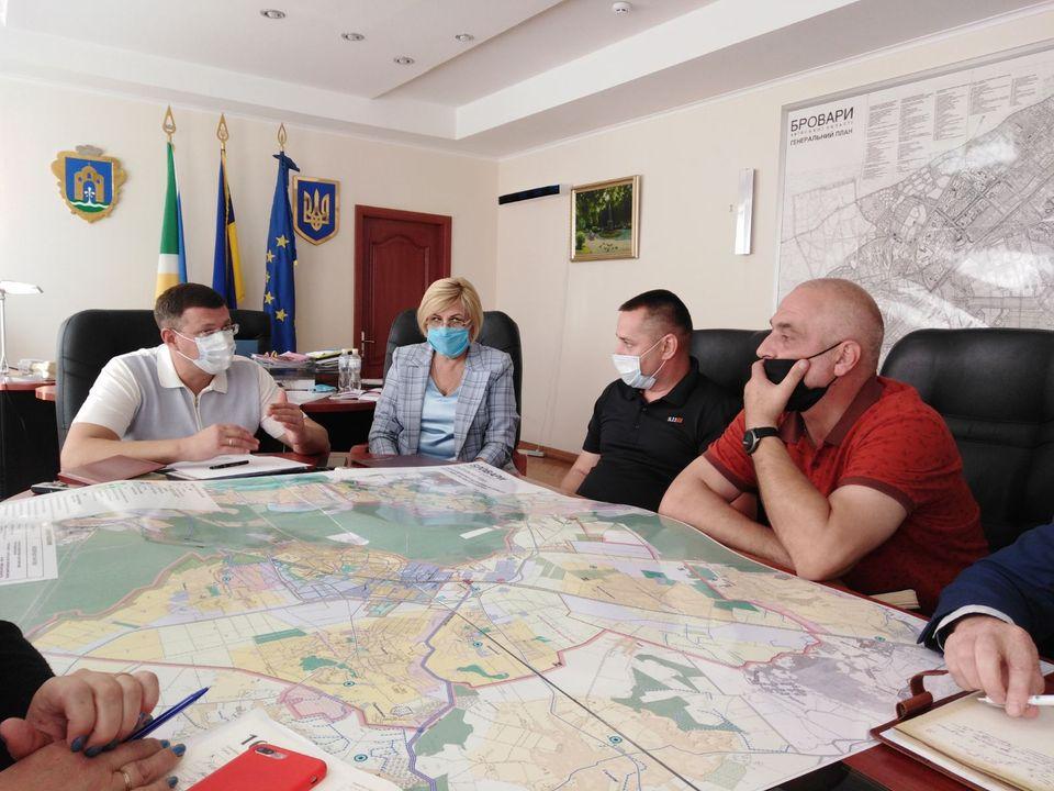 """На Броварщині з'являться """"Центри безпеки життя"""" - Княжичі - 119676368 635190060726025 160399890354261837 o"""