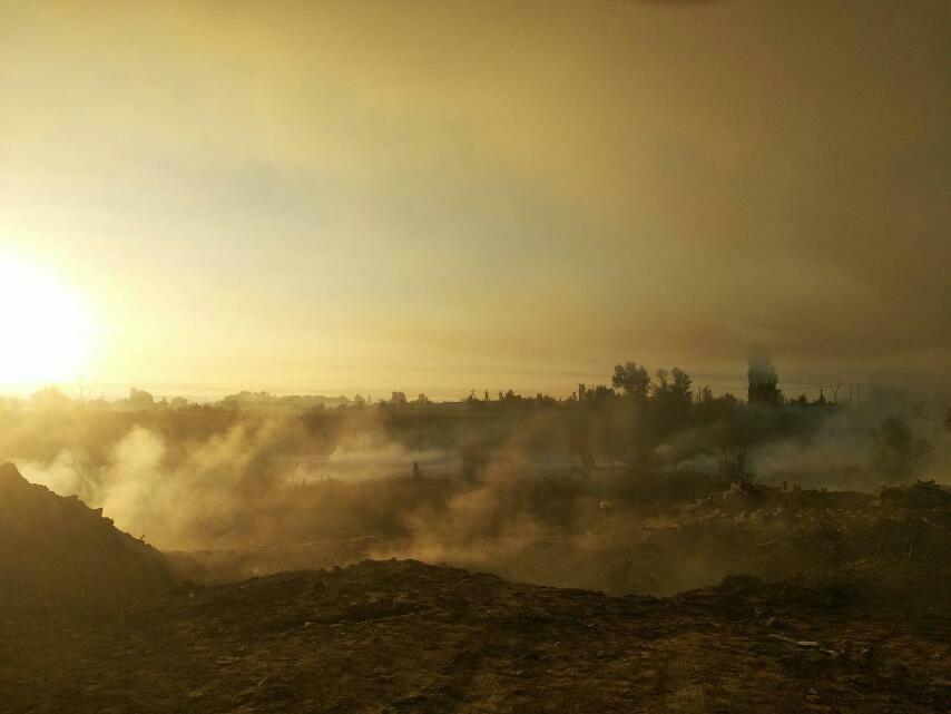 Жителям Дарницького району радять не виходити з дому - торф'яна пожежа, пожежники, Дарницький район - 119999134 3374301165970648 1810210602074776646 n