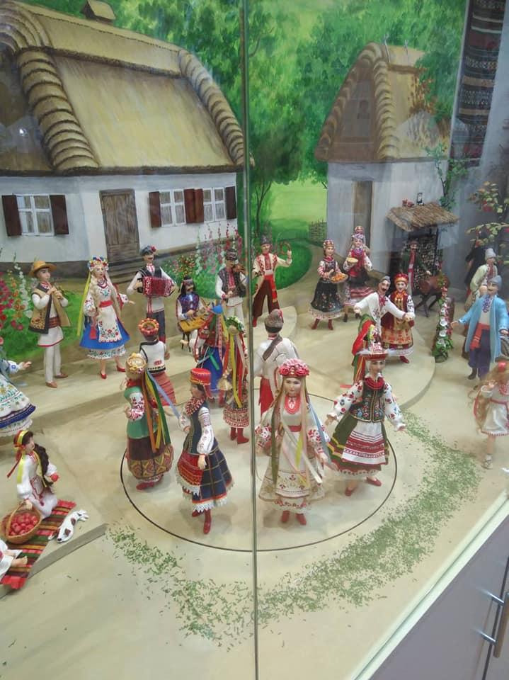 В Бородянці встановили «ляльковий» рекорд України - рекорд України, рекорд - 11 rekord3
