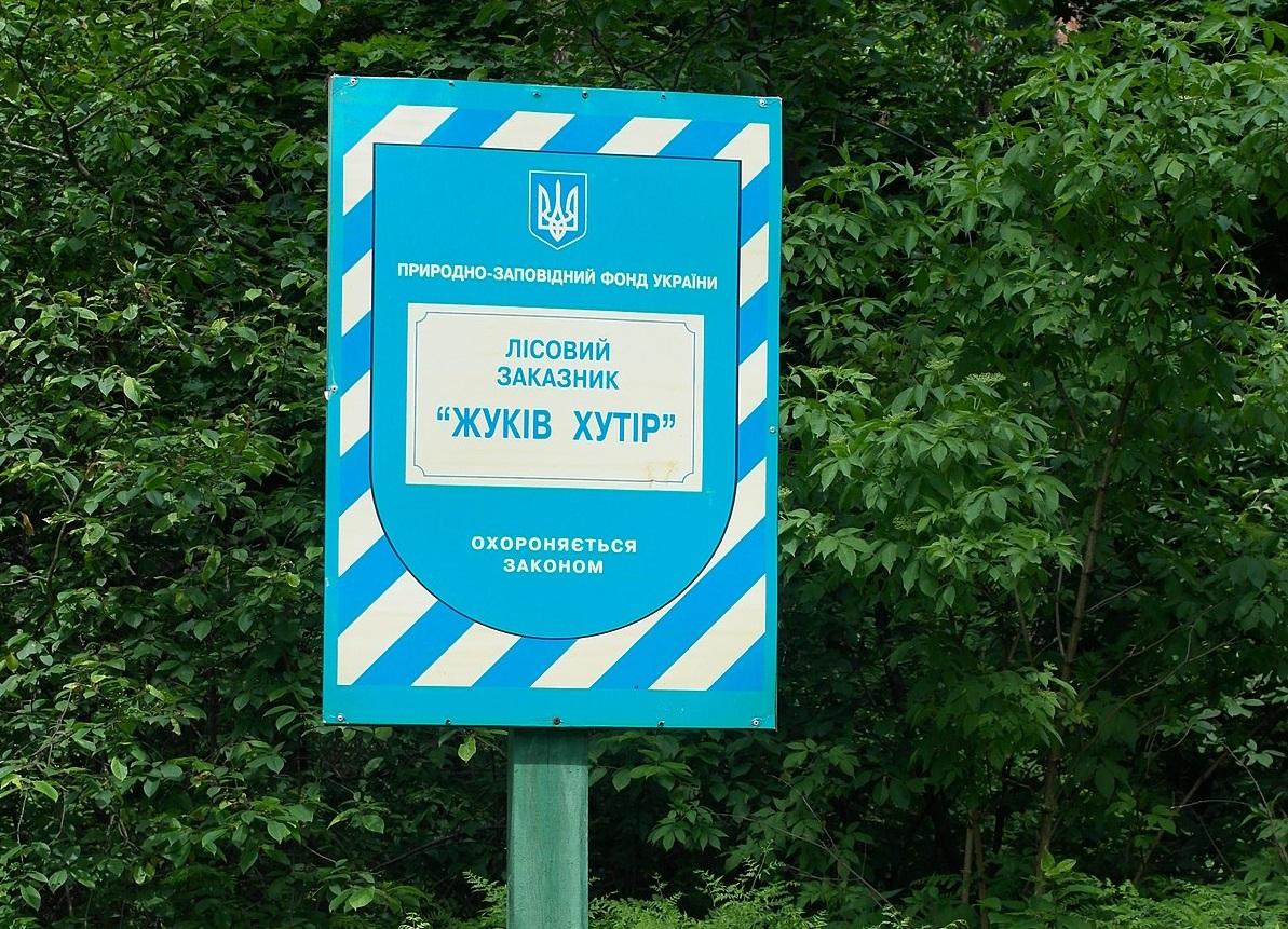 Озеро і ліс за парканом: «Жуків хутір» вимагають повернути державі -  - 1200px ZHukiv hutir