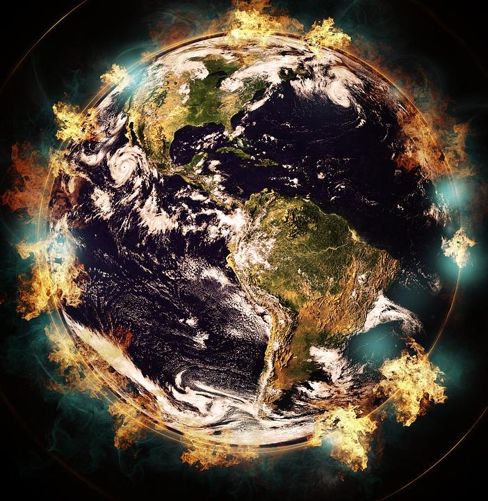 Пандемія коронавірусу не зупинила глобальні зміни клімату на планеті, – ООН - зміни клімату, зміна клімату, глобальні зміни клімату, глобальне потепління, глобальна зміна клімату - 12 klymat