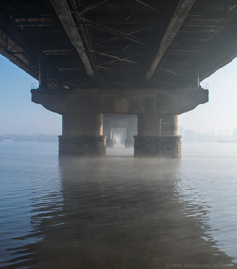Кличко повідомив про хід робіт з реконструкції моста Патона - Ремонт, міст - 14478518162 foto small 19 kvadrat