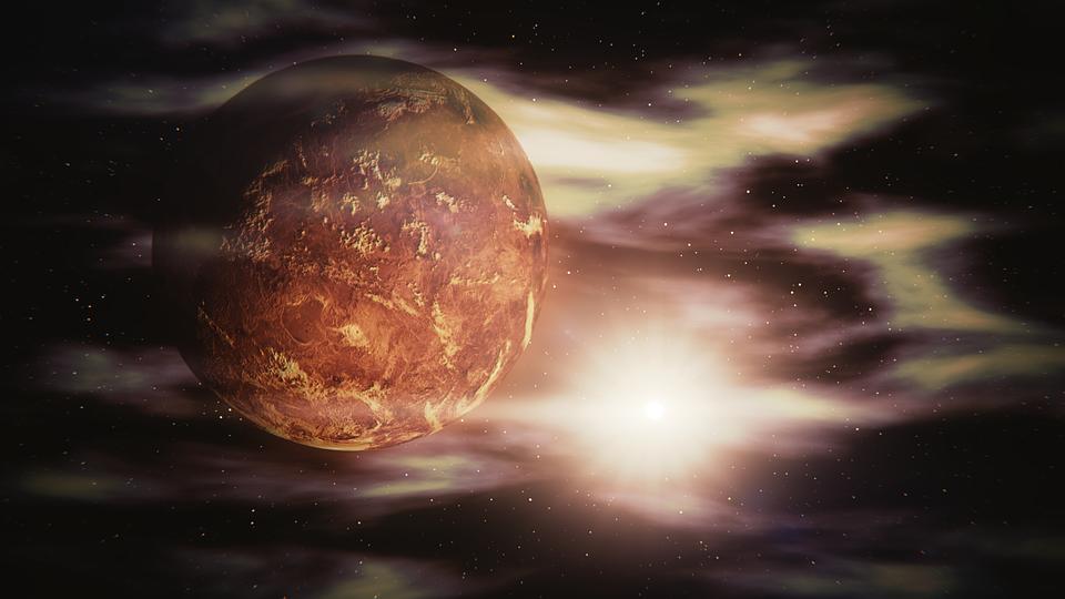 Вчені виявили ознаки існування життя на Венері - Сонячна система, позаземне життя, Венера - 15 venera