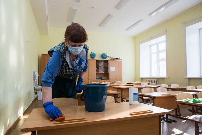 У Борисполі два класи відправили на самоізоляцію - школа, коронавірус - 1915373 u vchitelya shkoli 32 pidtverdivsya koronavirus klasu vidpravili na karantin