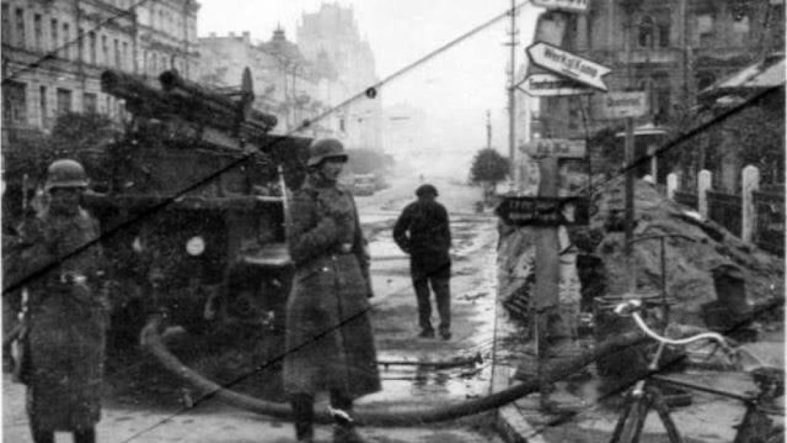 Київ у вогні: хто знищив центр міста у вересні 1941 року - столиця, руйнування - 195184