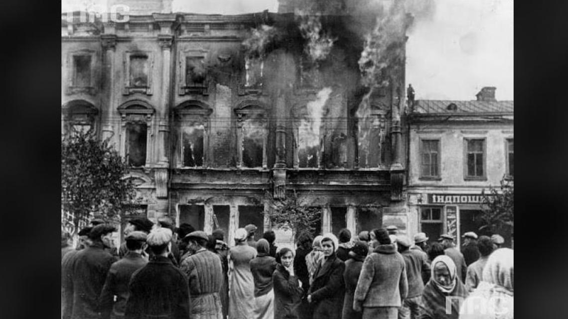 Київ у вогні: хто знищив центр міста у вересні 1941 року - столиця, руйнування - 195187
