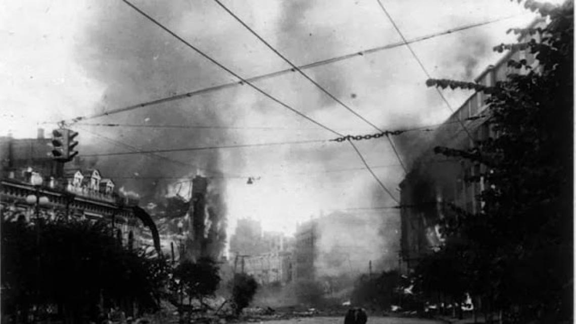 Київ у вогні: хто знищив центр міста у вересні 1941 року - столиця, руйнування - 195230