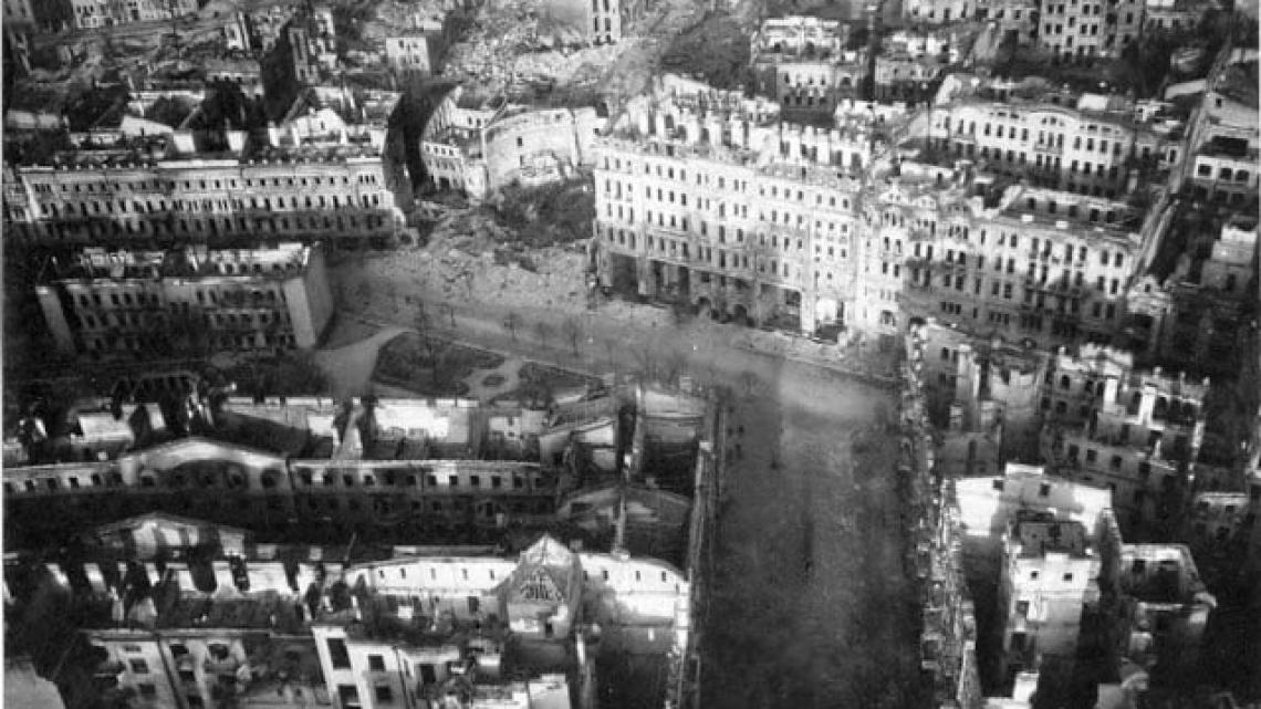 Київ у вогні: хто знищив центр міста у вересні 1941 року - столиця, руйнування - 195232