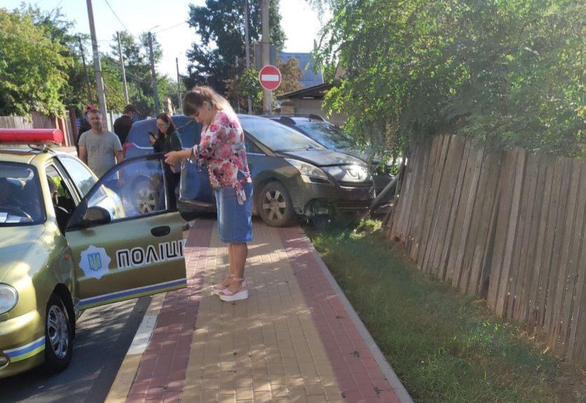 Аварія в Ірпені: знесли огорожу -  - 20200914 094105