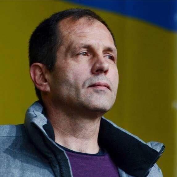 Володимира Балуха вранці 8 вересня знайшли побитим у Києві -  - BALUH FB