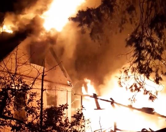 Пожежа забрала життя матері ірпінського учителя - пожежа, ірпінь - Bez imeni 2