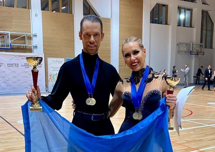 Вишгородські викладачі танців вдруге стали чемпіонами світу - чемпіони, танці - DIAMOND obr