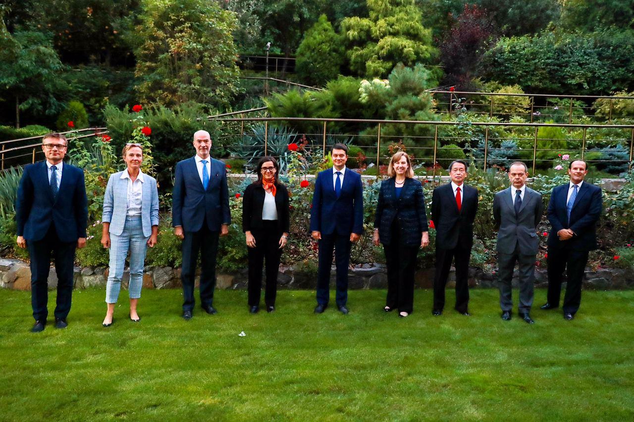 Європарламент і послів країн G7 турбує забезпечення незалежності антикорупційних органів України - Європейський Союз, безвіз - EiGJdsrWoAE8ijz