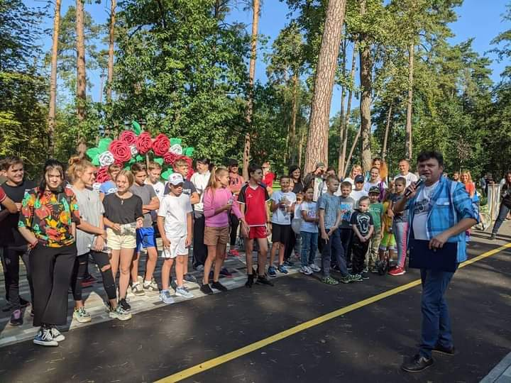 У Ворзелі святкують день селища, запрошують всіх охочих -  - FB IMG 1599304202422