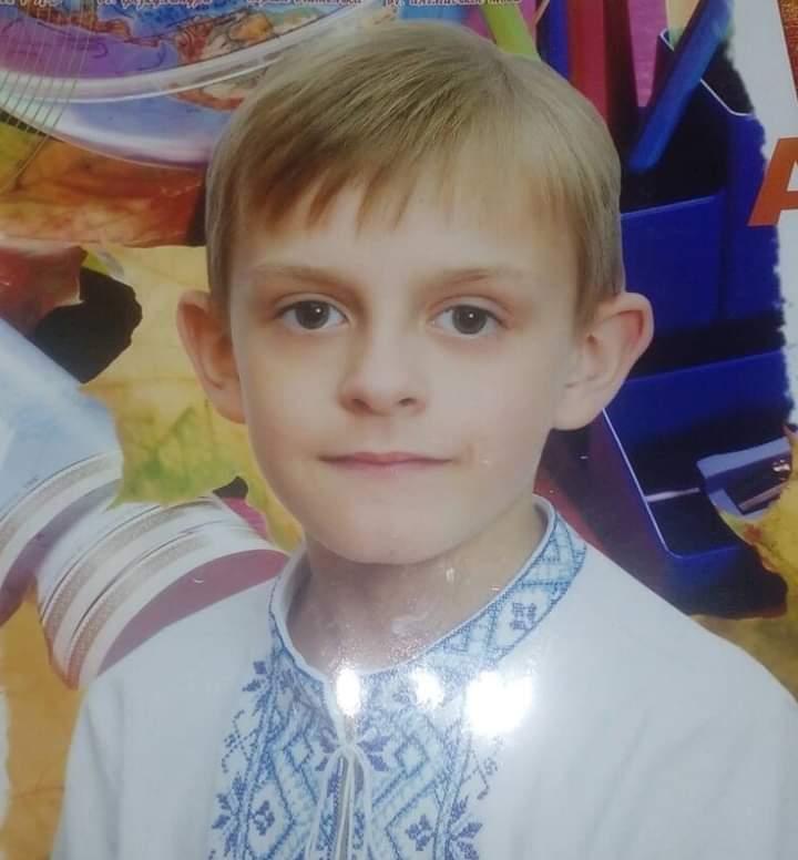 10-річного хлопця, який зник під Києвом, знайдено! -  - FB IMG 1599309049497