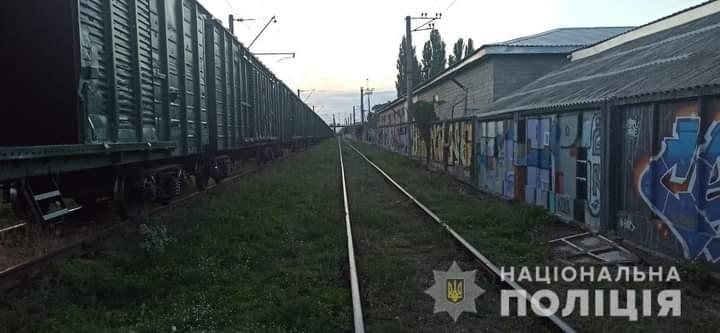 Виліз на вагон: у Коцюбинському електрострумом вдарило підлітка -  - FB IMG 1599661129863