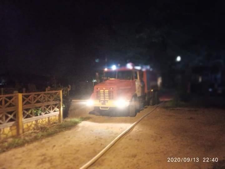 В Ірпені під час пожежі загинула людина (ФОТО, ВІДЕО) -  - FB IMG 1600055404445