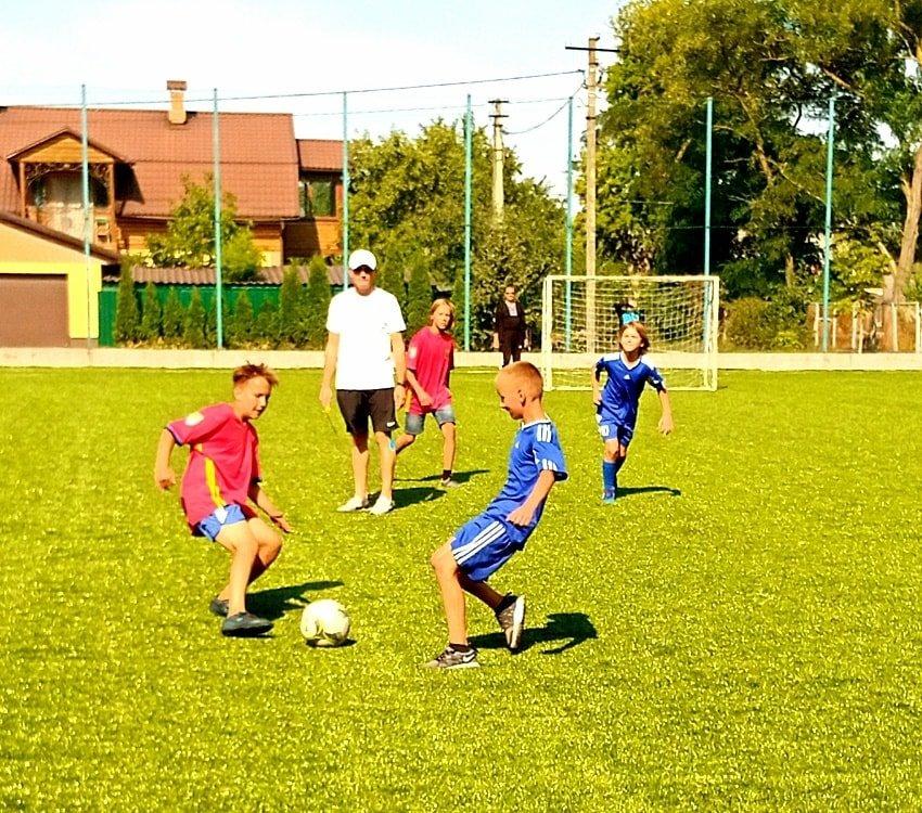 Футбольні матчі на Вишгородщині: перемагає дружба -  - Fktbo Pirnove1
