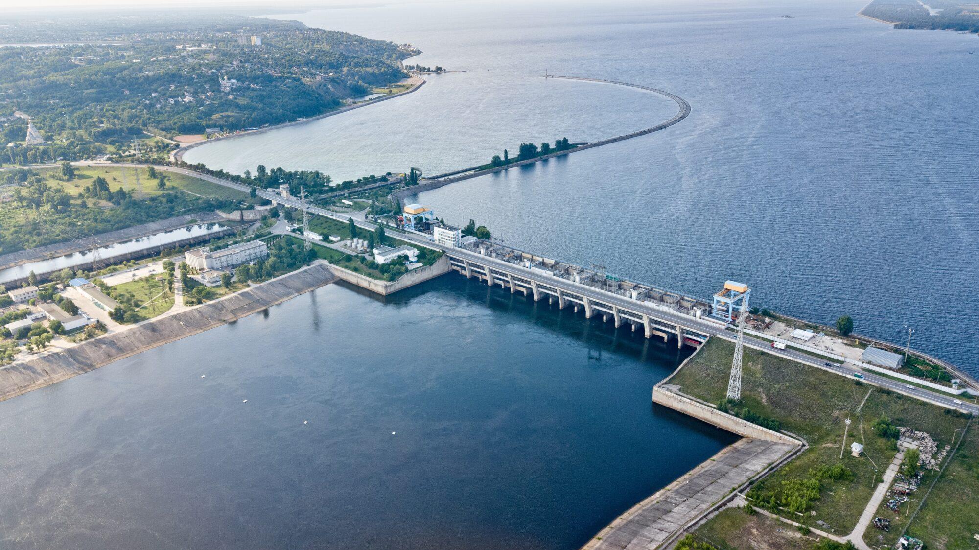 Вишгород відновив статус міста завдяки Київській ГЕС -  - GES1 2000x1123