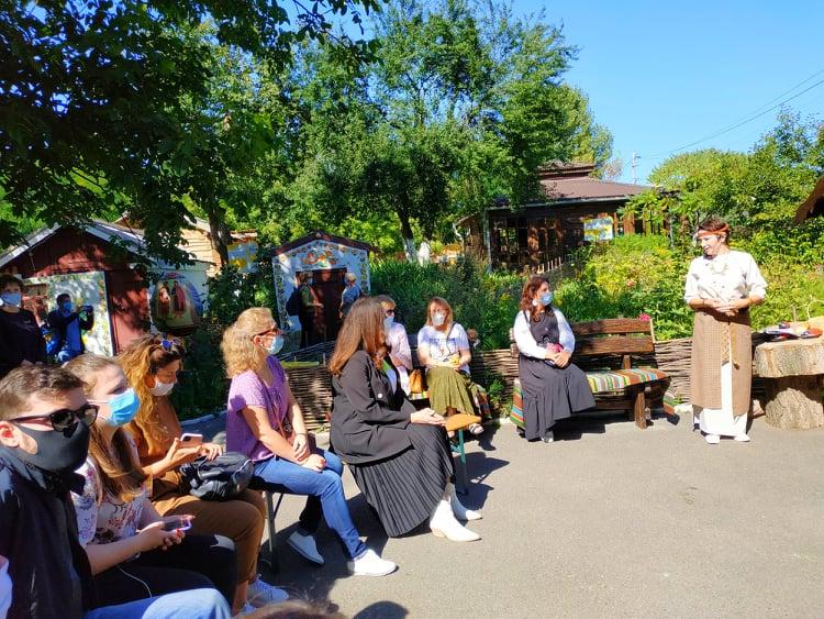 На Вишгородщині розпочалися екскурсійні програми -  - Goncharka Osn Osn