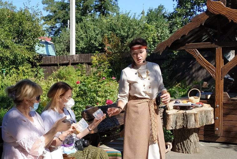 На Вишгородщині розпочалися екскурсійні програми -  - Goncharka Veronyka