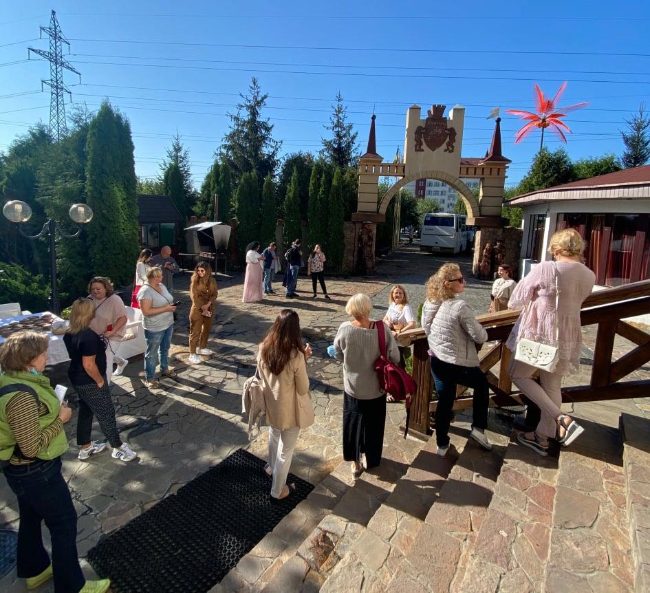 На Вишгородщині розпочалися екскурсійні програми -  - Goncharka Vyshegrad