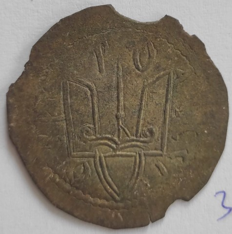 Скарб і загублене городище: археологічні сенсації - монети - Gorodnytsya monetA