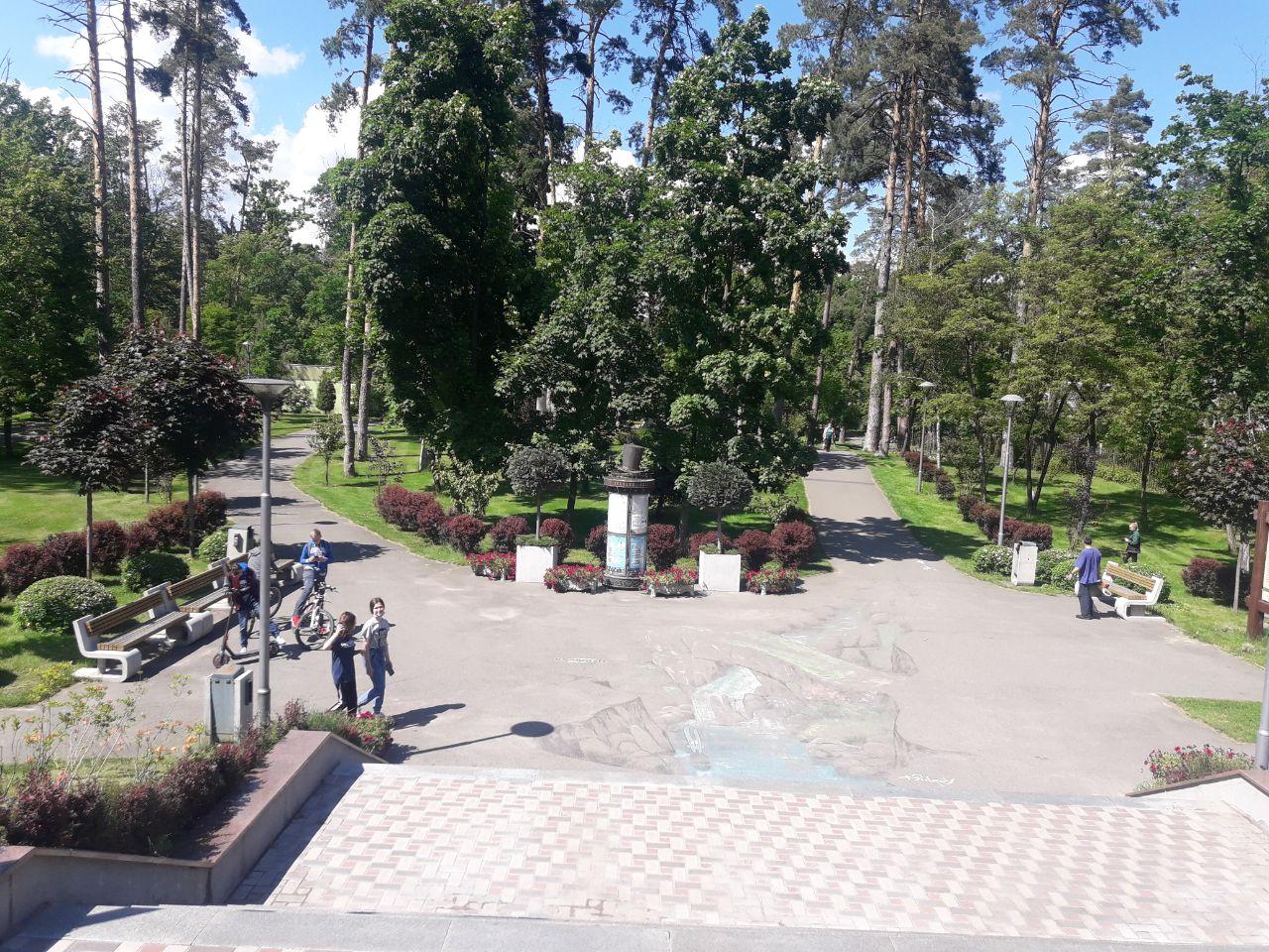 Планується 1000 учасників: функціональний тренінг у Бучанському парку -  - IMG 20200910 112733 025