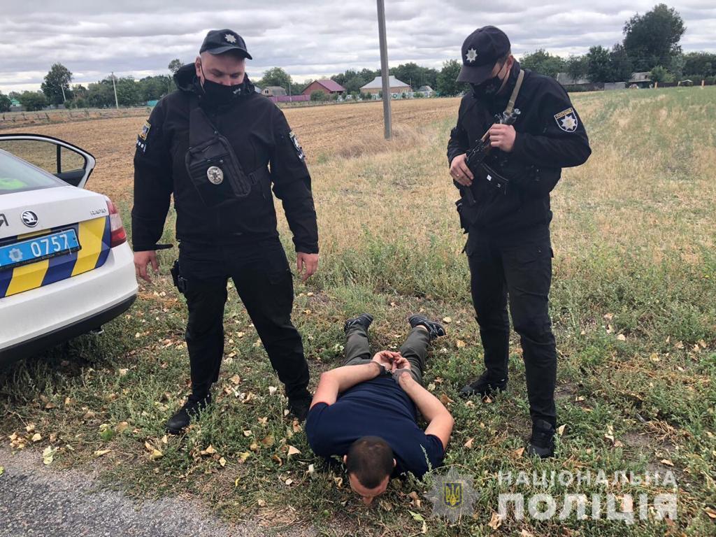 На Кагарличчині чоловік убив рідну бабусю та побив батька - Убивство, поліція Київщини, кримінал, Кагарлицький район - Kag vb bab