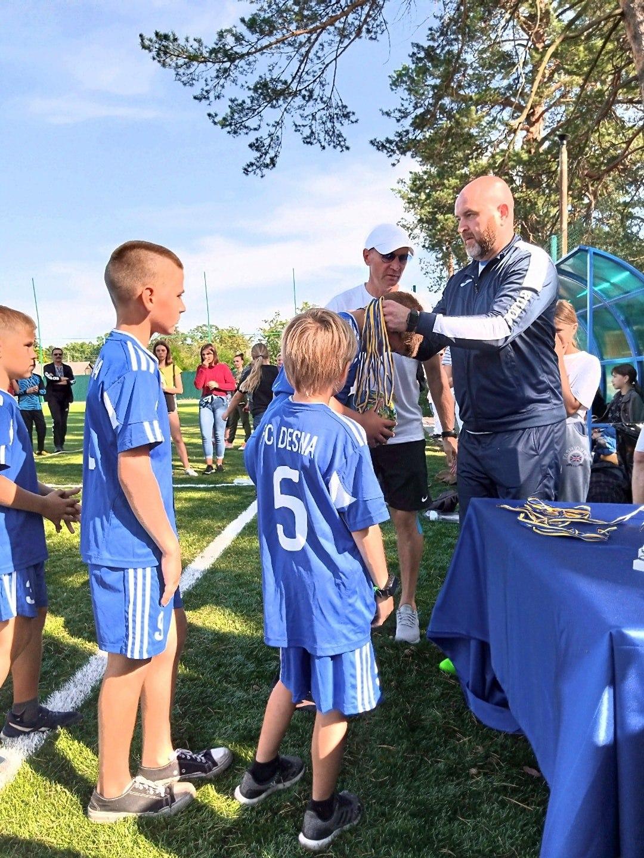 Футбольні матчі на Вишгородщині: перемагає дружба -  - Pirnove 3