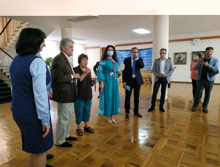 Вишгородські дослідники презентували бортництво на Рівненщині й Житомирщині -  - Poekt YUshh ODA