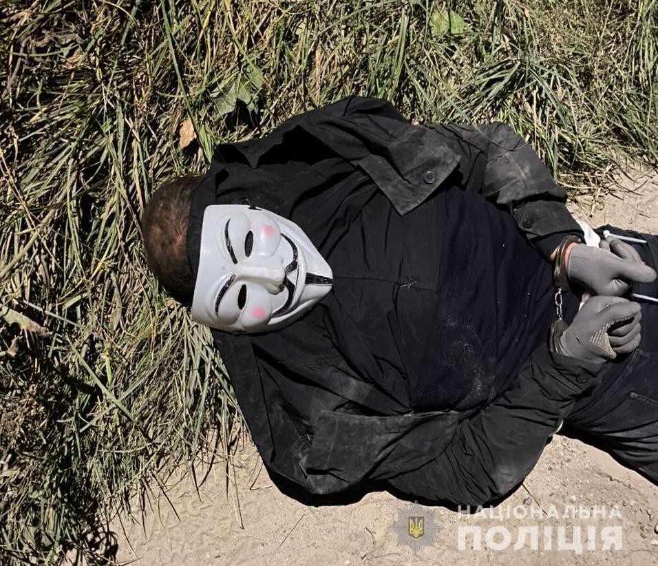 На Обухівщині затримали банду нападників на підприємця - іноземці, банда - Rozbij2