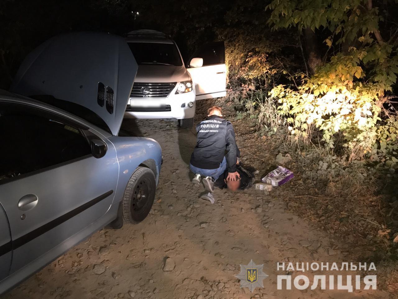 На Обухівщині затримали банду нападників на підприємця - іноземці, банда - Rozbij3